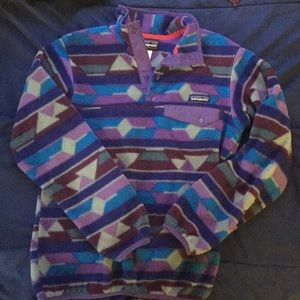 Patagonia Synchilla Jacket Pullover